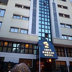 Shiraz Ario Barzan Hotel