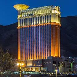 Tehran Espinas Palace Hotel