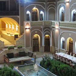 Yazd Bagh-e Moshir Hotel
