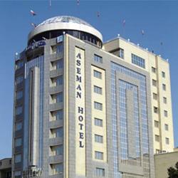 Isfahan Aseman hotel