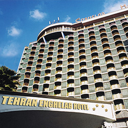 Tehran Parsian Enghelab Hotel
